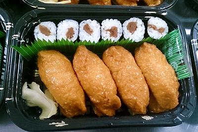 寿司盛合せ例4