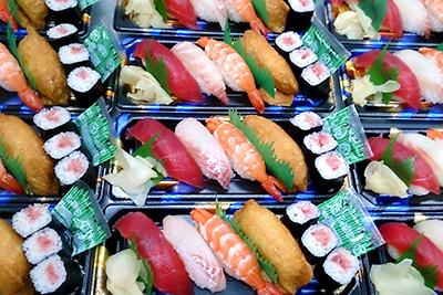 寿司盛合せ例5