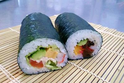 寿司盛合せ例6